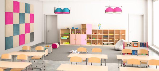 Wygodne i praktyczne stoły i krzesła dla Twoich uczniów