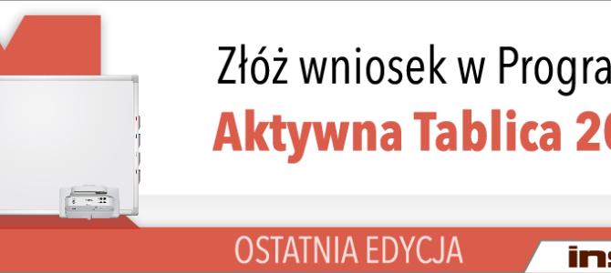 Aktywna tablica – 2019
