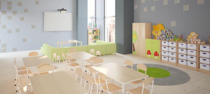 Kącik przyrodniczy w przedszkolu