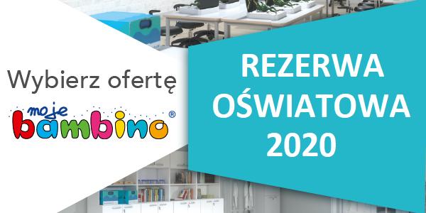 Rezerwa Oświatowa 2020