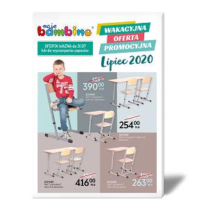 okladka_ulotka_wyprzedaz_lipiec_szkola_moje_bambino_2020