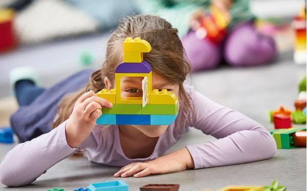 baza wiedzy karty inspiracji do budowania z klocków lego duplo
