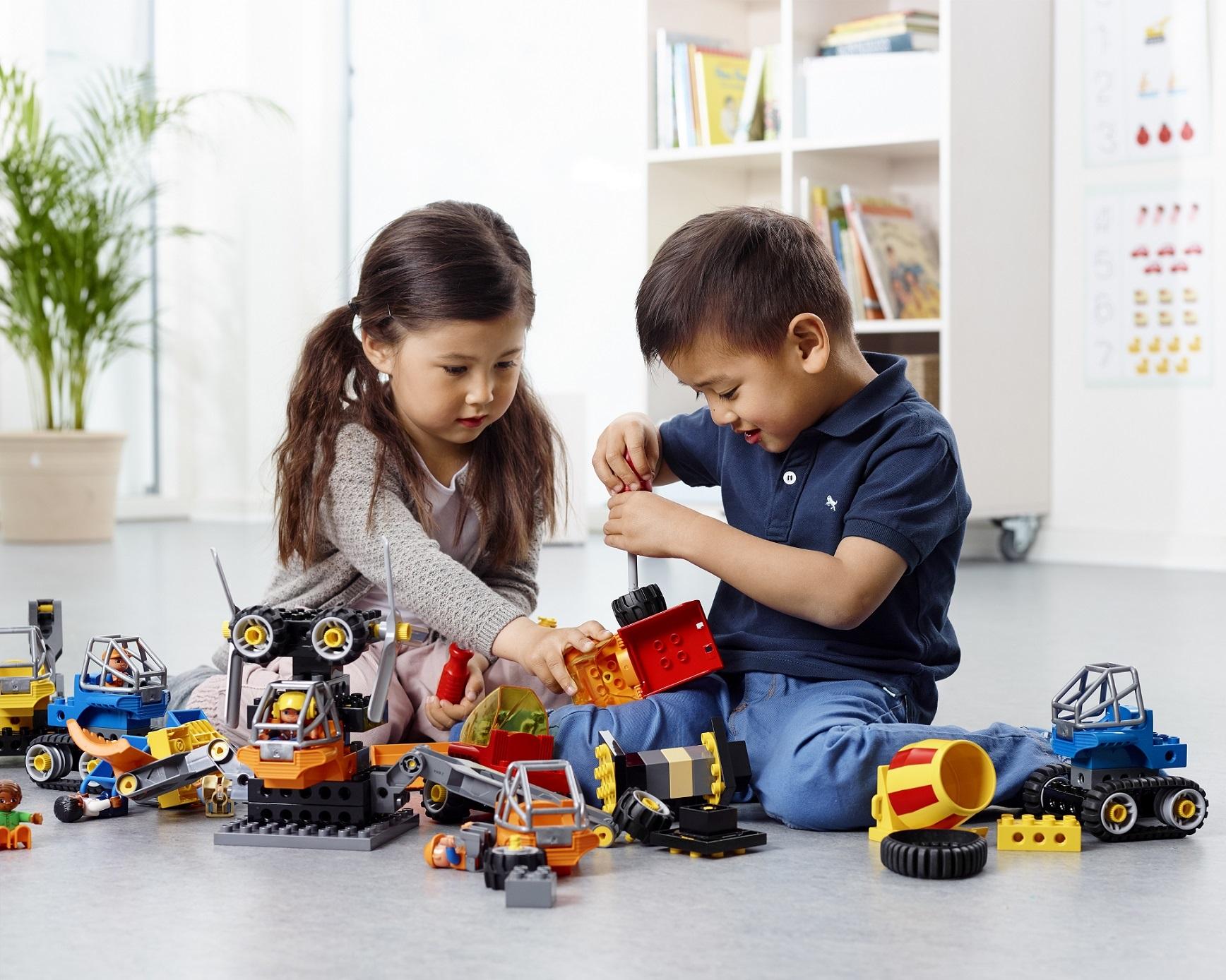LEGO® DUPLO® Tech Machines dla przedszkoli | Moje Bambino