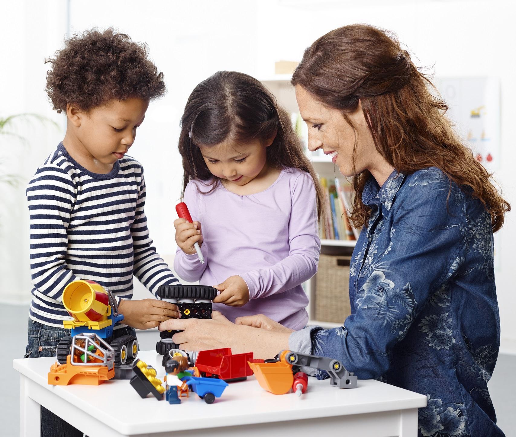 lego duplo tech machines materiały dla nauczyciela