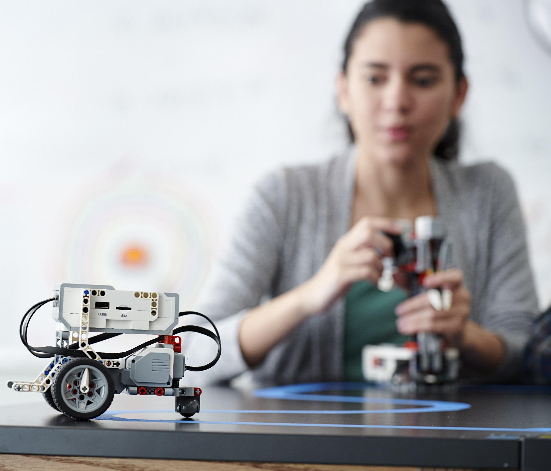 lego mindstorms education ev3 robotyka w szkole
