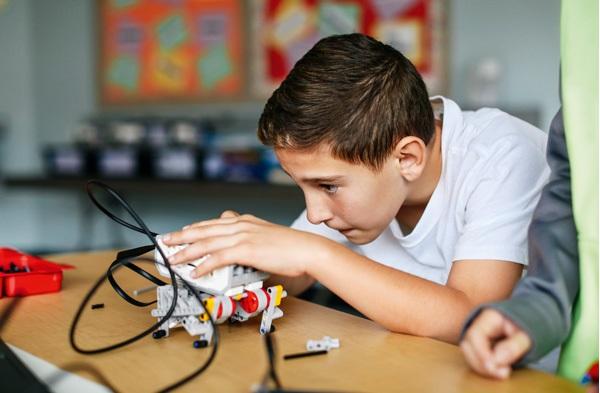 lego mindstorms education ev3 dla liceum