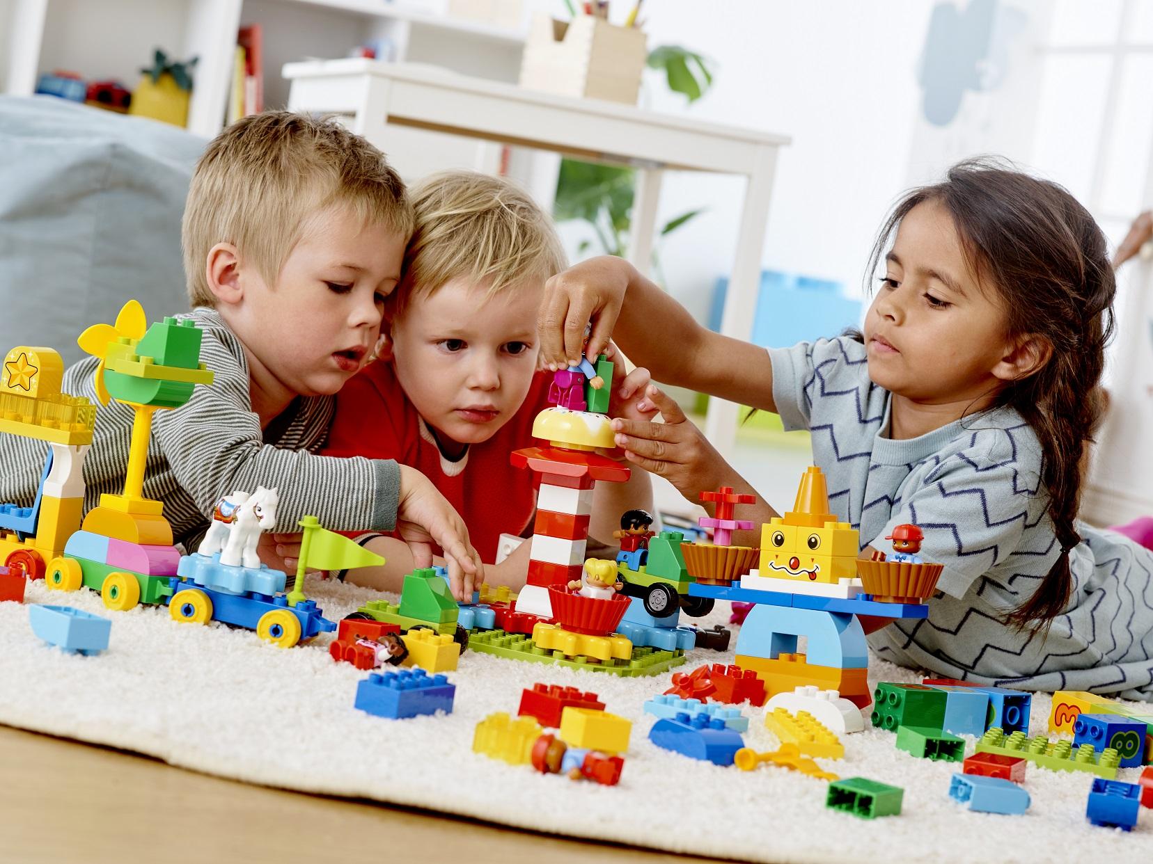 lego duplo steam park klocki edukacyjne dla przedszkoli