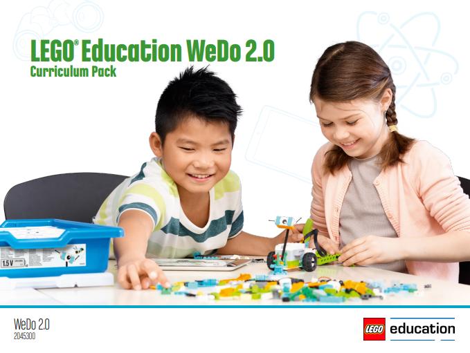 scenariusze zajęć lego education wedo 2.0.