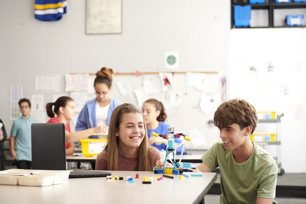 Lego Education Spike Prime